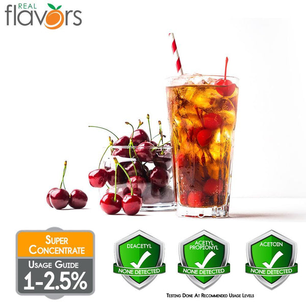 Real Flavours Cherry Cola