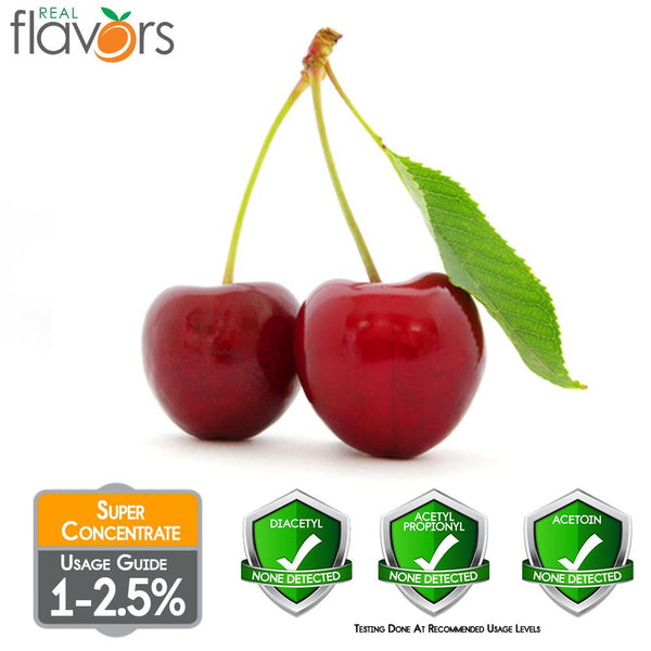 Real Flavours Cherry