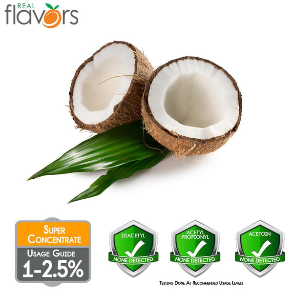 Real Flavours Coconut