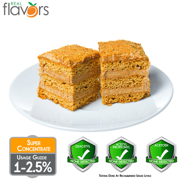 Real Flavours Coffee Cake