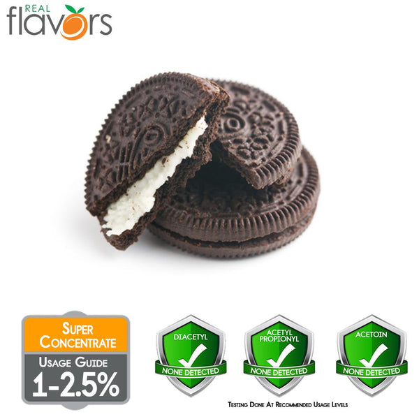 Real Flavours Cookies & Cream