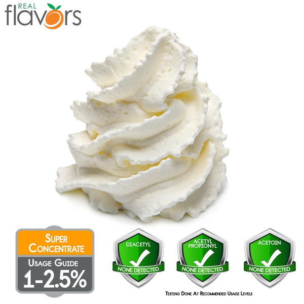 Real Flavours Cream