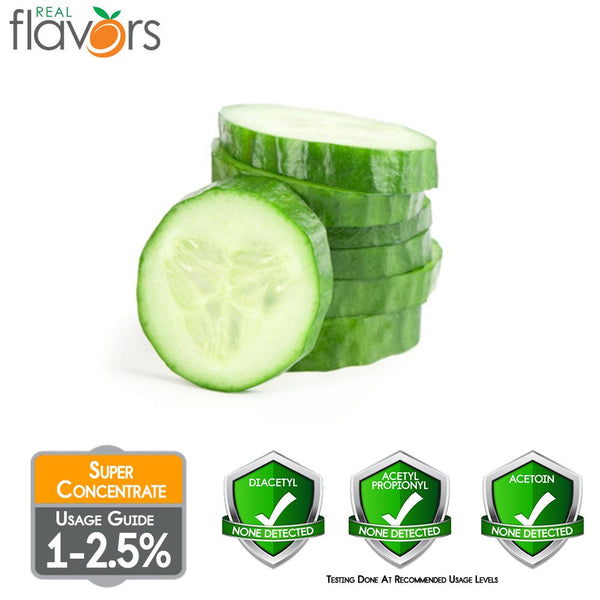Real Flavours Cucumber