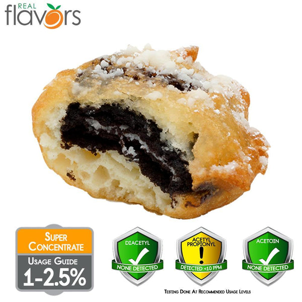 Real Flavours Deep Fried Cookies & Cream