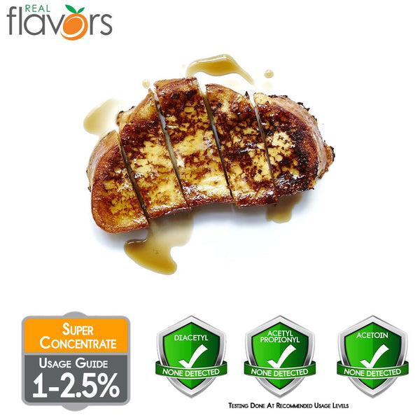 Real Flavours French Toast