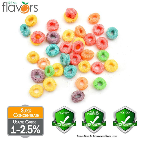 Real Flavours Fruity Circles