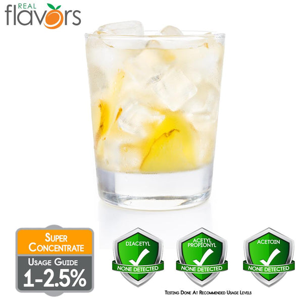 Real Flavours Ginger Ale