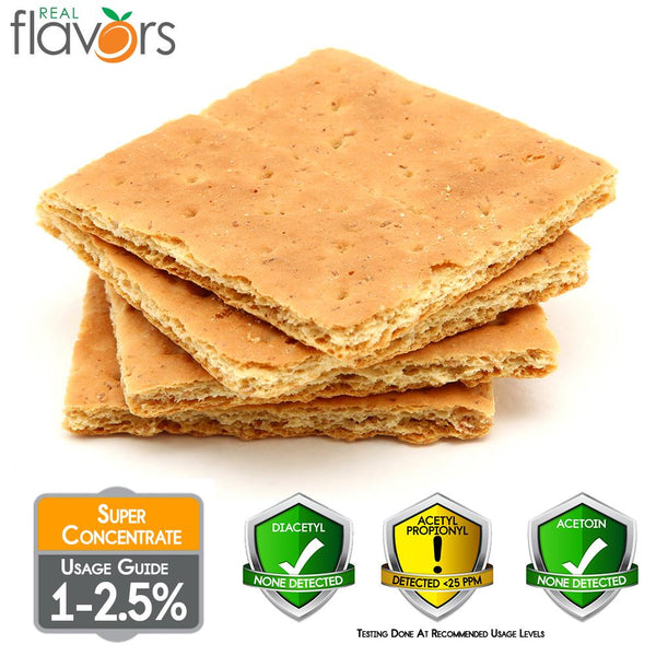 Real Flavours Graham Cracker