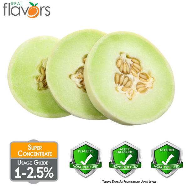 Real Flavours Honeydew