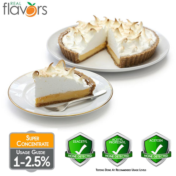 Real Flavours Lemon Meringue