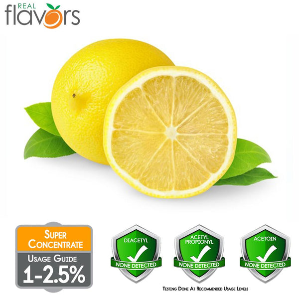 Real Flavours Lemon