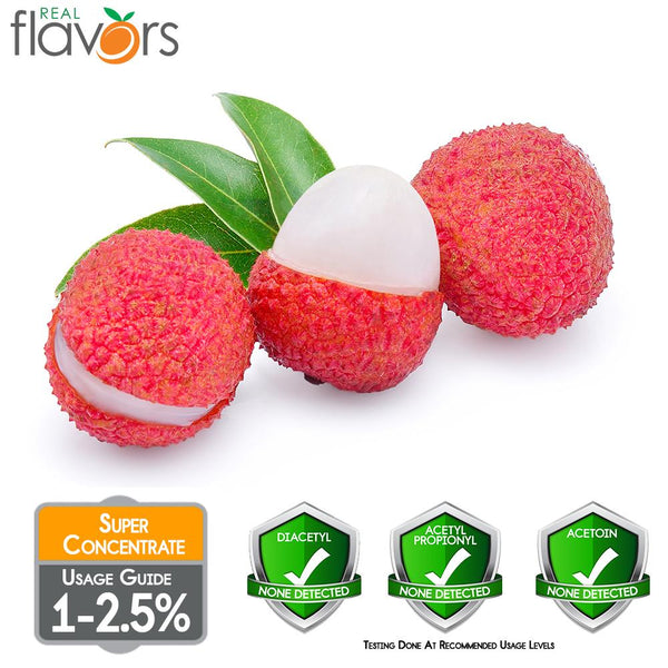 Real Flavours Lychee
