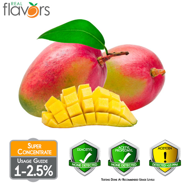 Real Flavours Mango