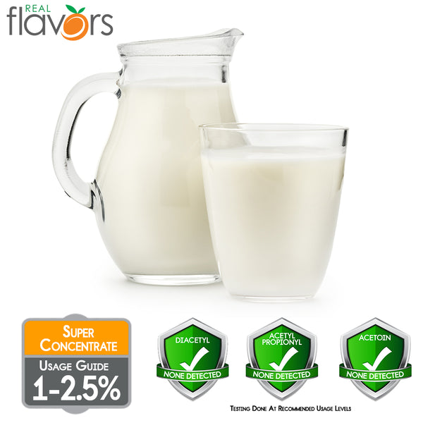 Real Flavours Milk