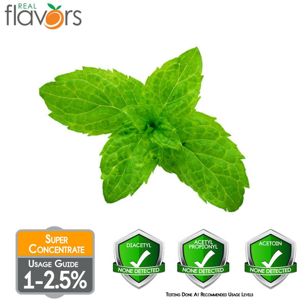 Real Flavours Mint