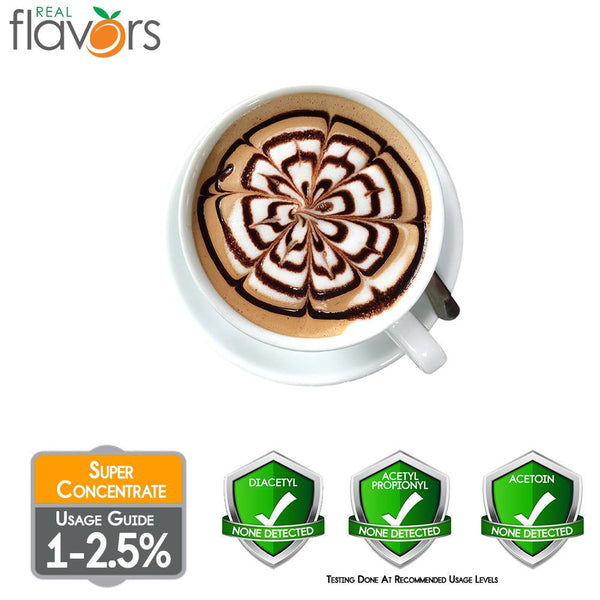 Real Flavours Mocha