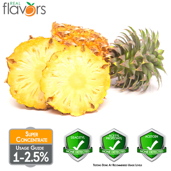 Real Flavours Pineapple