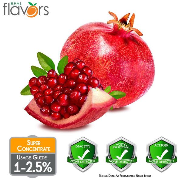 Real Flavours Pomegranate