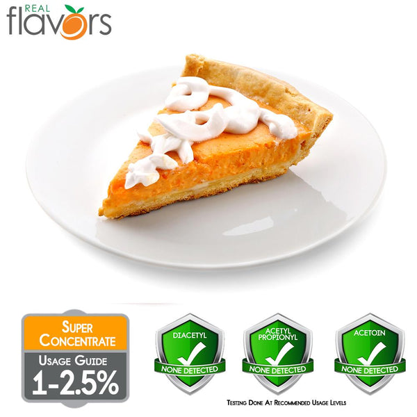 Real Flavours Pumpkin Pie