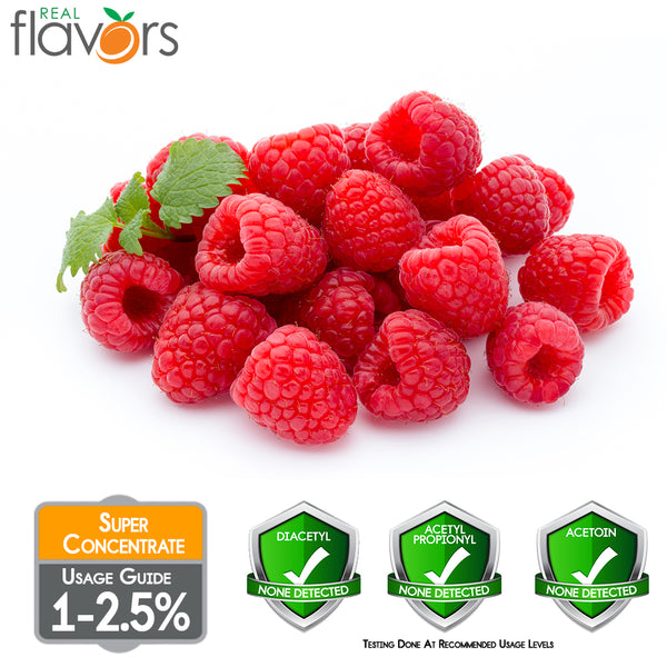 Real Flavours Raspberry