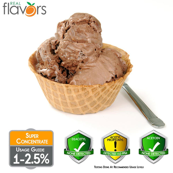 Real Flavours Rocky Road Ice Cream