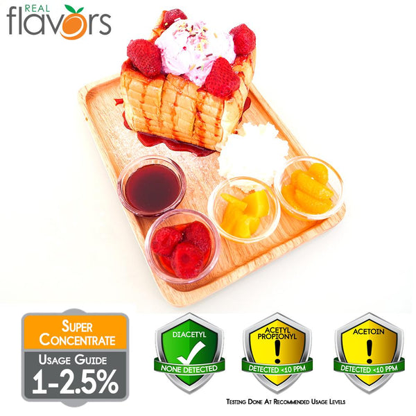 Real Flavours Stuffed French Toast