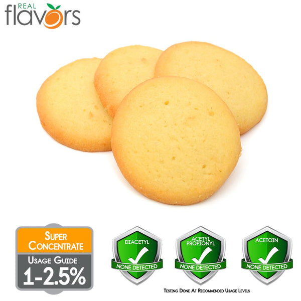 Real Flavours Sugar Cookie