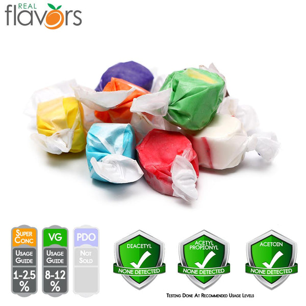 Real Flavours Taffy Base