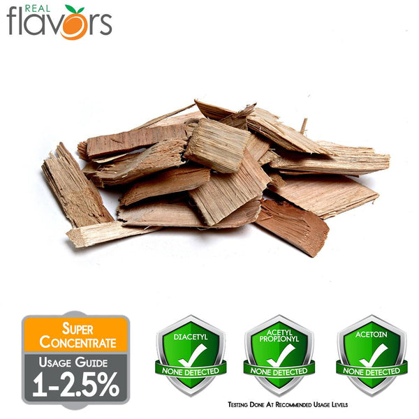 Real Flavours Toasted Blend