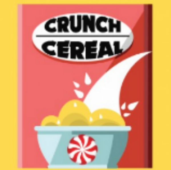 Flavor West Crunch Cereal (Captain Cereal)
