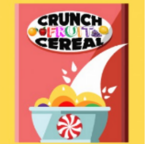 Flavor West Crunch Fruit Cereal (C. Crunch Berries)