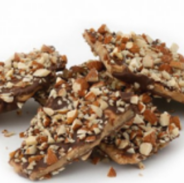 Flavor West English Toffee