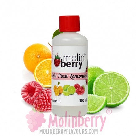 Molinberry M-Line Chill Pink Lemonade