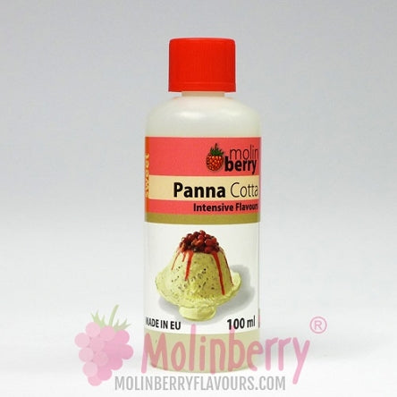 Molinberry Panna Cotta