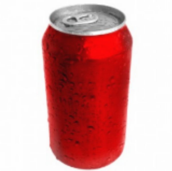Flavor West Tall Maroon Soda (Red Soda)
