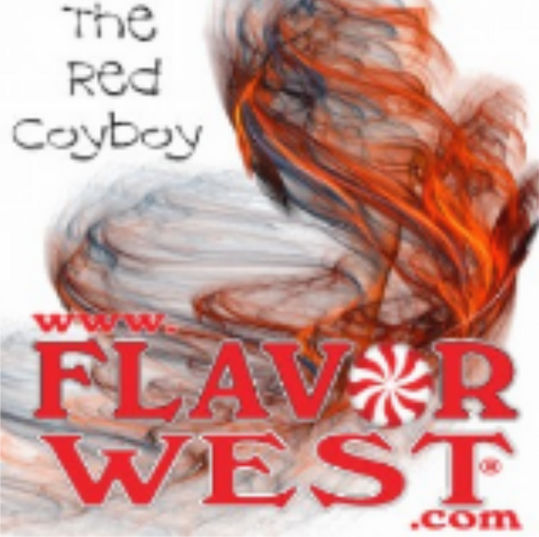 Flavor West The Red Coyboy Tobacco