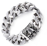 NA - Stainless Steel Bracelet - Nielsen Anchors