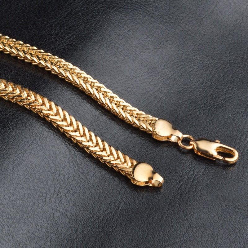 NA - Snake Bone Necklace - Nielsen Anchors