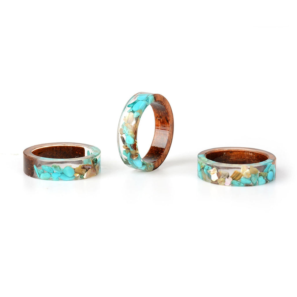 LuvCrazy Ring - Bohemian Style - Nielsen Anchors