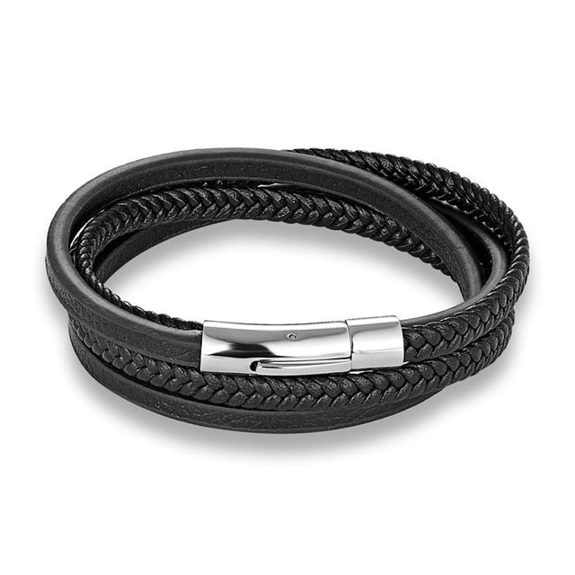 Fashion Tread Band Bracelet - Nielsen Anchors