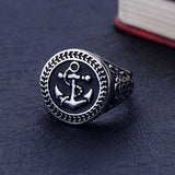 LuvCrazy - NielsenAnchor Ring - Nielsen Anchors