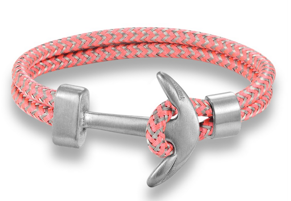 Odyssey Light Pink - Silver - Nielsen Anchors