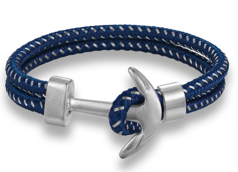 Odyssey Blue - Silver - Nielsen Anchors