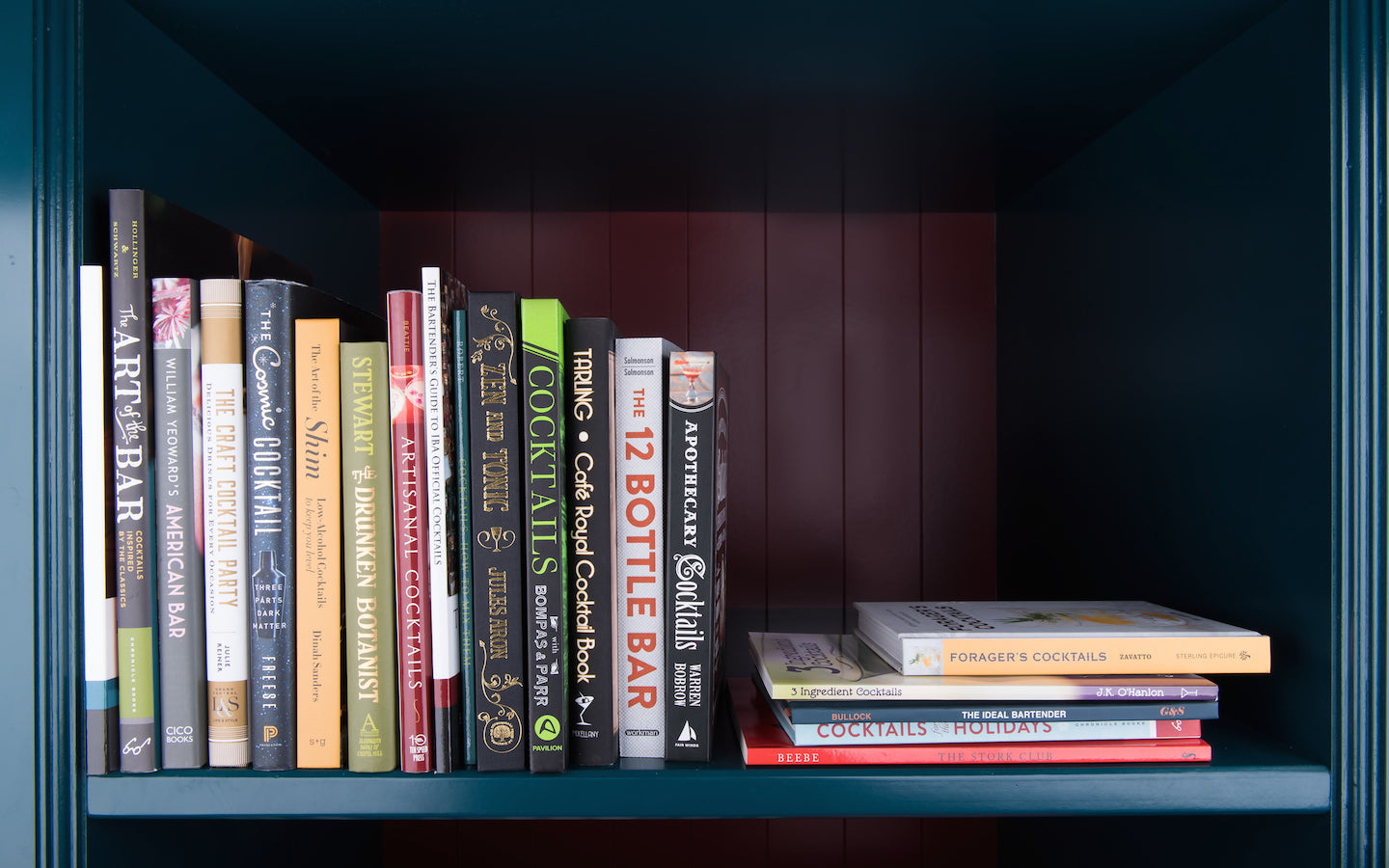An Awesome Short Book List
