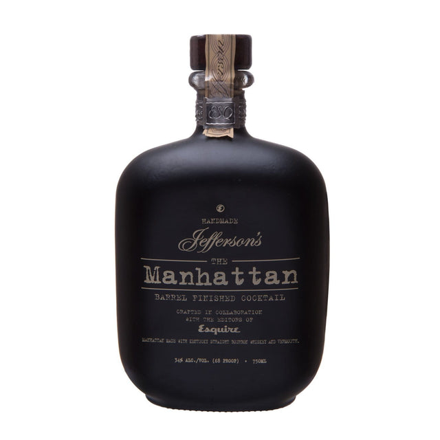 Jefferson's Barrel-Aged Manhattan