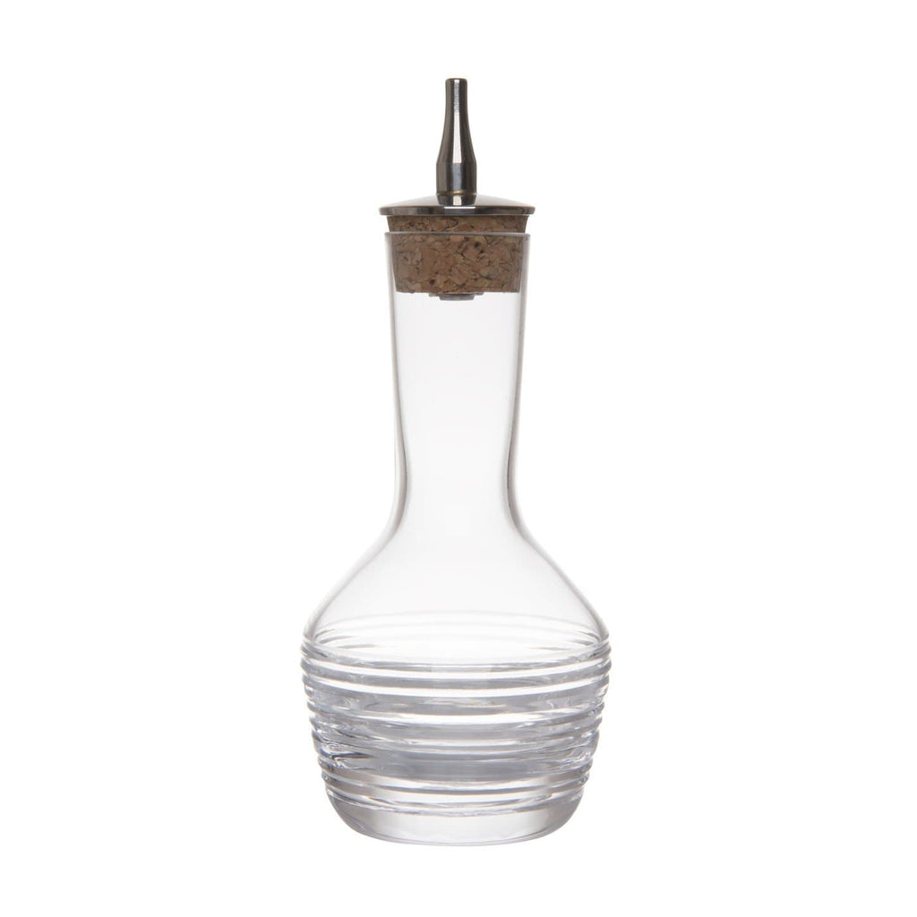 UrbanBar Horizontal Cut Bitters Bottle