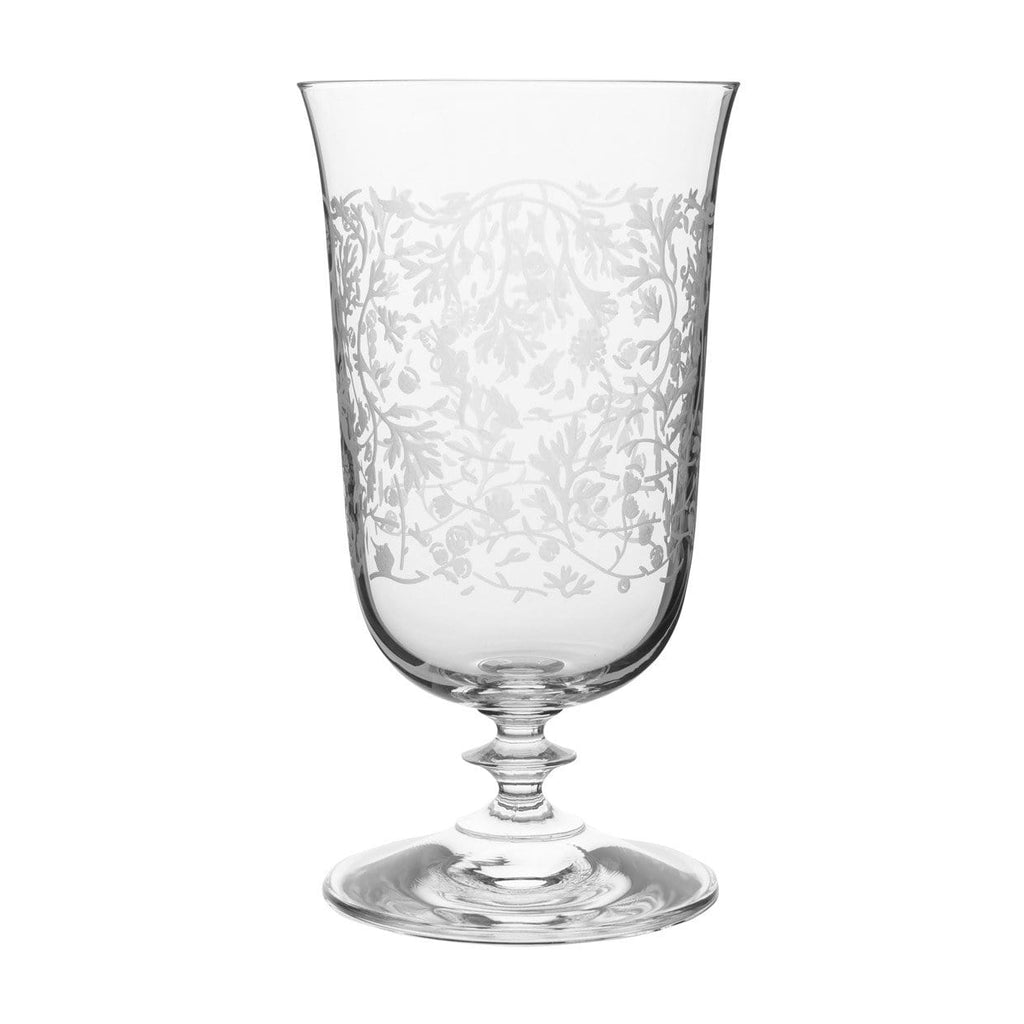 Wormwood Alto Ball Glass with Pattern
