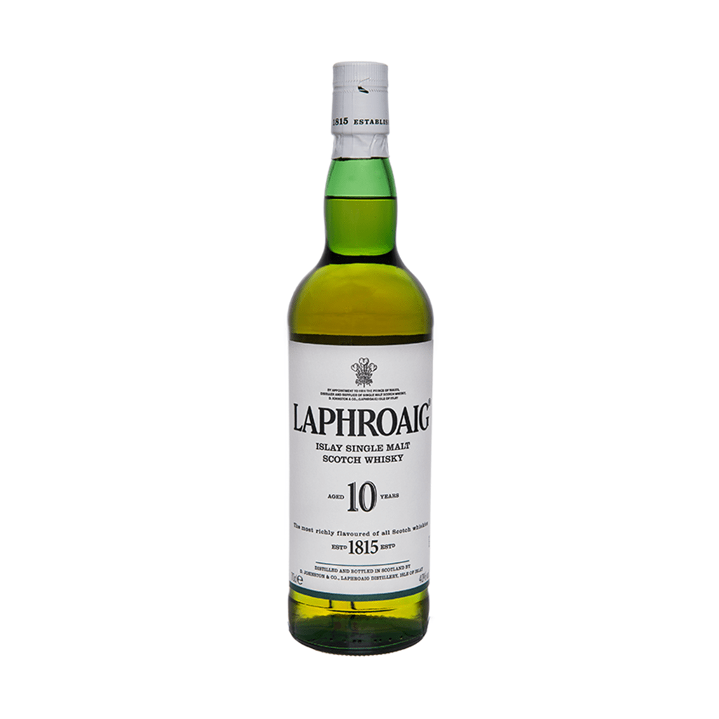 Laphroaig 10 Year Single Malt Scotch 40%