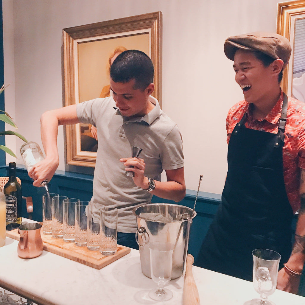 Private Couples Cocktail Class