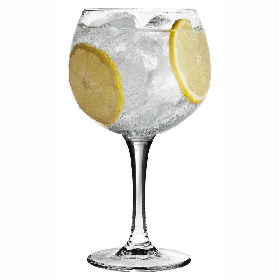 Gin Balloon Mixer Glass- 60cl (Box of 6)